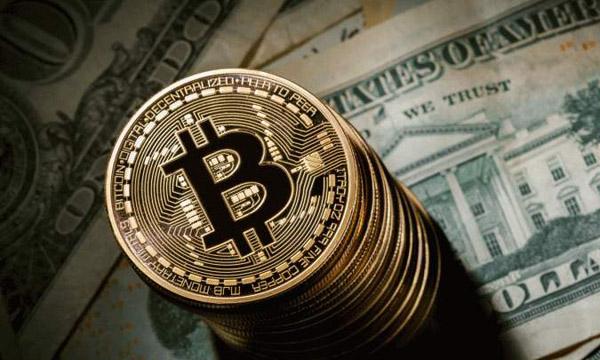 為啥比特幣大漲,黃金卻是頹勢下跌